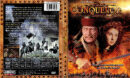 THE CONQUEROR (1999) R1 DVD COVER & LABEL