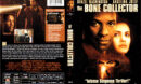 THE BONE COLLECTOR (1999) R1 DVD COVER & LABEL