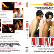 NO ORDINARY LOVE (1999) R1 DVD COVER & LABEL