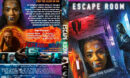 Escape Room (2019) R1 Custom DVD Cover