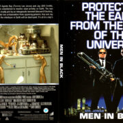 MEN IN BLACK 20TH ANNIVERSARY (1997) R1 4K UHD COVERS & LABELS