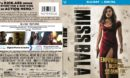 Miss Bala (2019) R1 Custom Blu-Ray Cover