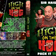 High on the Hog (2019) R1 Custom DVD Cover