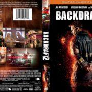 Backdraft 2 (2019) R1 Custom DVD Cover