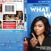 What Men Want (2019) R1 Blu-Ray Cover