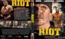 Riot Caged To Kill (2015) R1 Custom DVD Cover