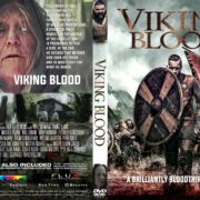 Viking Blood (2019) R2 Custom DVD Cover