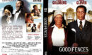 GOOD FENCES (2002) R1 DVD COVER & LABEL