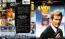 A VIEW TO A KILL (1985) SE R1 DVD COVER & LABEL