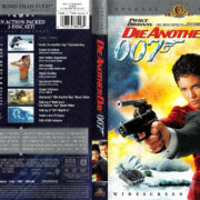DIE ANOTHER DAY (2002) SE R1 DVD COVER & LABEL