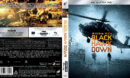 Black Hawk Down (2001) R2 GERMAN Custom 4K UHD COVERS & Labels