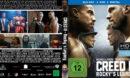 Creed II (2018) R2 German Custom Blu-Ray Cover