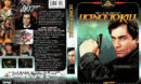 LICENCE TO KILL (1989) R1 SE DVD COVER & LABEL