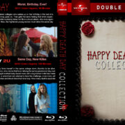 Happy Death Day Collection R1 Custom Blu-Ray Cover