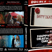 Happy Death Day Double Feature R1 Custom Blu-Ray Cover