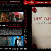 Happy Death Day Collection R1 Custom DVD Cover