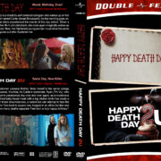 Happy Death Day Double Feature R1 Custom DVD Cover