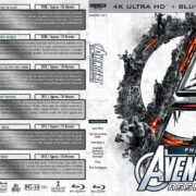 Avengers Assembled – Phase One R1 Custom 4K UHD COVER