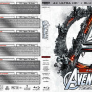 Avengers Assembled – Phase Two R1 Custom 4K UHD COVER