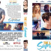 The Last Summer (2019) R1 Custom Blu-ray Cover