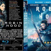 Robin Hood (2018) R1 Custom Blu-Ray Cover