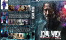 John Wick Collection R1 Custom DVD Cover