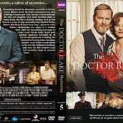 The Doctor Blake Mysteries – Season 5 (2018) R1 Custom DVD Cover & Labels