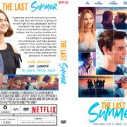 The Last Summer (2019) R1 Custom DVD Cover