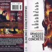 Dragged Across Concrete (2019) R1 DVD Cover