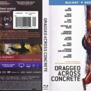 Dragged Across Concrete (2018) R1 Blu-Ray Cover