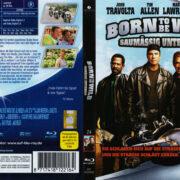 Born to be Wild - Saumäßig unterwegs (2007) R2 German Blu-Ray Cover & Label