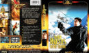 ON HER MAJESTY'S SECRET SERVICE (1969) R1 SE DVD COVER & LABEL