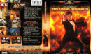 THE LIVING DAYLIGHTS (1987) R1 SE DVD COVER & LABEL