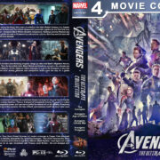 Avengers: The Ultimate Collection R1 Custom Blu-Ray Cover