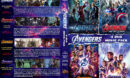 Avengers 4-Pack R1 Custom DVD Cover