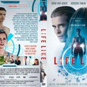 Life Like (2019) R1 Custom DVD Cover