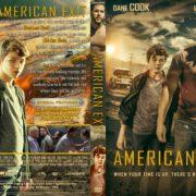 American Exit (2019) R1 Custom DVD Cover