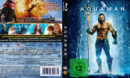 Aquaman (2018) R2 German Custom Blu-Ray Covers