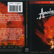 Apocalypse Now (2001) R1 Blu-Ray Cover & Labels