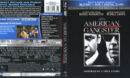 American Gangster (2007) R1 Blu-Ray Cover & labels