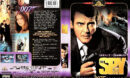 THE SPY WHO LOVED ME (1977) R1 SE DVD COVER & LABEL