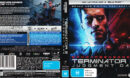 Terminator 2: Judgement Day (1991) R4 4K UHD Cover & Labels