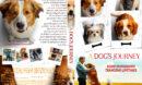 A Dog's Journey (2019) R1 Custom DVD Cover
