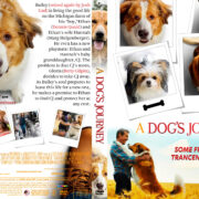 A Dog's Journey (2019) R1 Custom DVD Cover