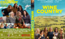 Wine Country (2019) R1 Custom DVD Cover