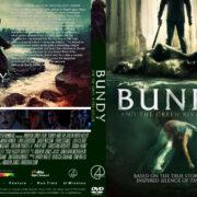 Bundy And The Green River Killer (2019) R0 Custom DVD Cover