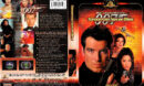 TOMORROW NEVER DIES (1997) R1 DVD COVER & LABEL