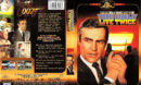 YOU ONLY LIVE TWICE (1967) R1 SE DVD COVER & LABEL
