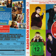 Radio Rock Revolution (The Boat that rocked) (2009) R2 German Blu-Ray Covers & Label