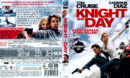 Knight and Day - Agentenpaar wider Willen (2010) R2 German Blu-Ray Cover & Label